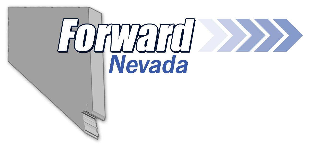 Forward Nevada mail forwarding and registered agent services logo